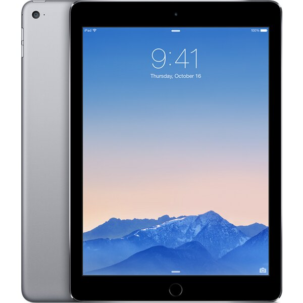 Apple iPad Air 2 Wi-Fi+Cellular 16GB MGGX2FD/A Vesmírně šedá