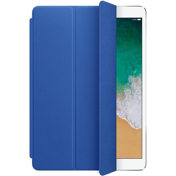 """Apple Leather Smart Cover kožený přední kryt iPad Air 10,5"""" elektro modrý"""