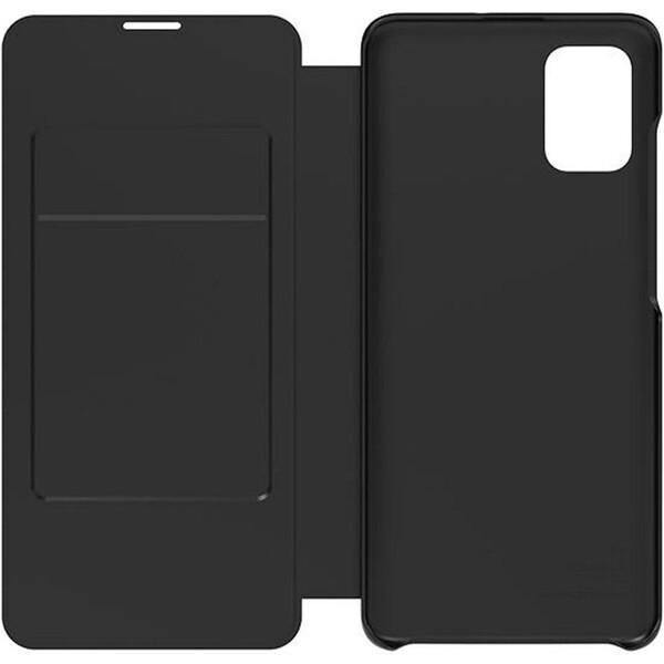 Samsung Flip Wallet pouzdro Samsung Galaxy A71 (GP-FWA715AMABW) černé