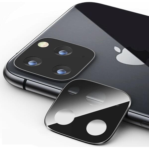 COTEetCI sklíčko na kameru Apple iPhone 11 Pro/Pro Max černé