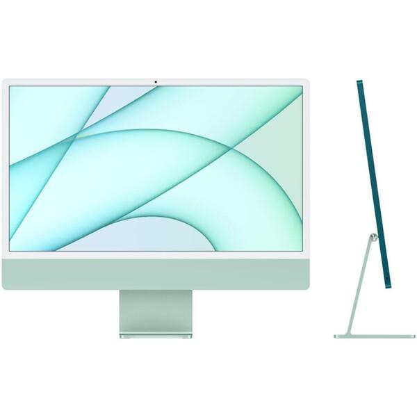 "Apple iMac 24"" (2021) / 8GPU / 256GB zelený"