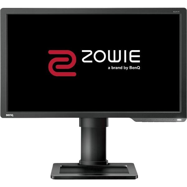 "Zowie by BenQ XL2411P monitor 24"" černý"