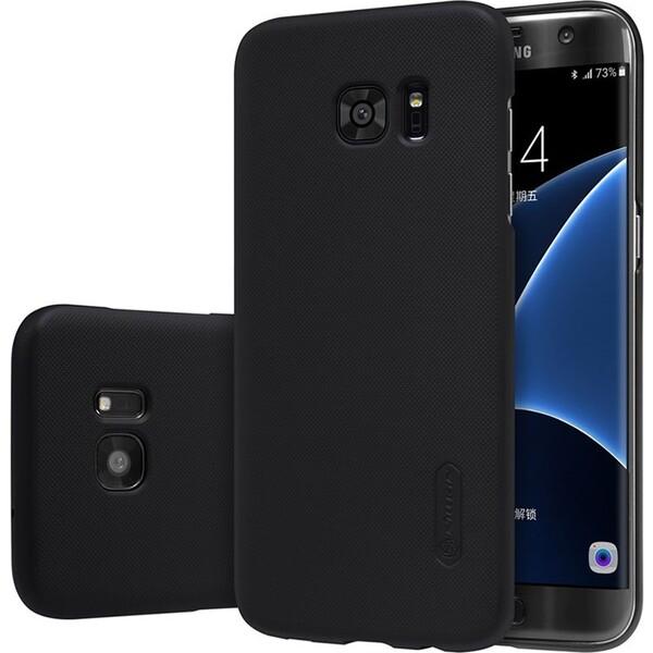 Pouzdro Nillkin Super Frosted Samsung G935 Galaxy S7 Edge Černá