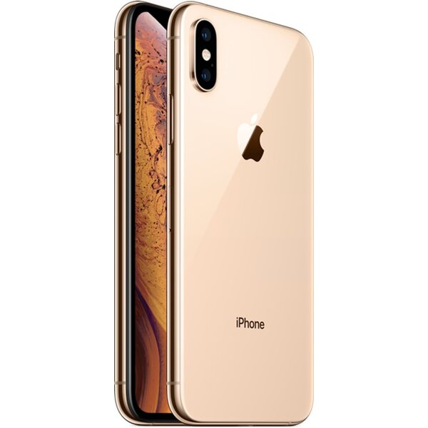 Apple iPhone XS 64GB Zlatá