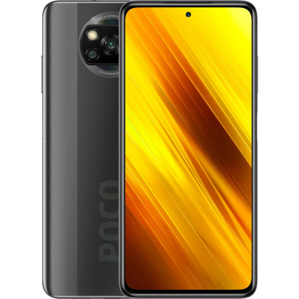 Xiaomi Pocophone X3 NFC 6GB/64GB Shadow Gray