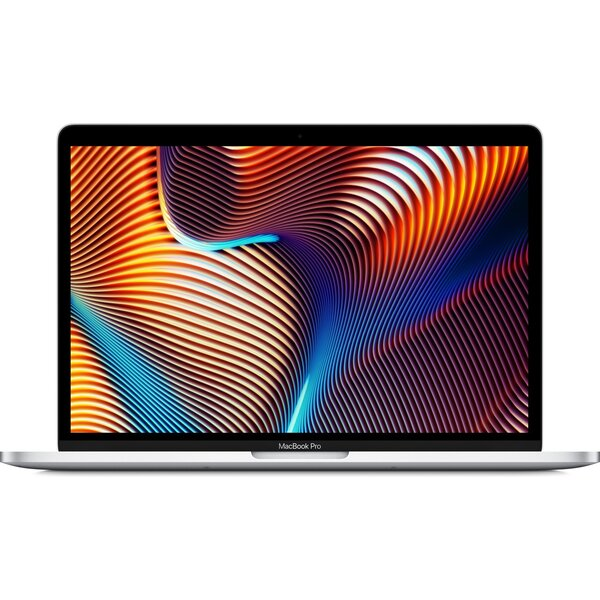 "Apple MacBook Pro 13,3"" Touch Bar / 2,4GHz / 8GB / 256GB stříbrný (2019)"