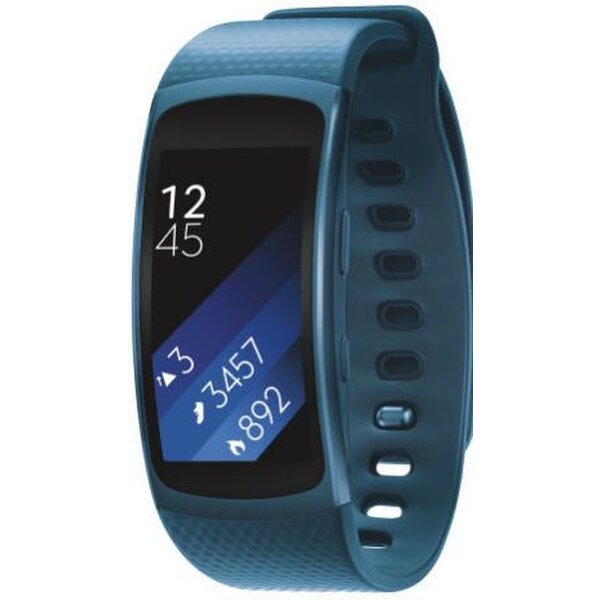 Samsung Galaxy Gear Fit 2 SM-R360 Modrá