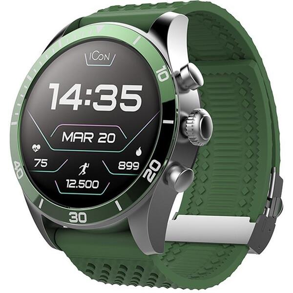 Forever Icon AW-100 chytré hodinky zelené