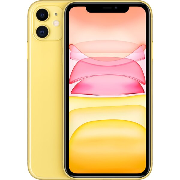 Apple iPhone 11 64GB žlutý