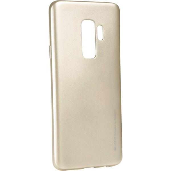 Mercury i-Jelly pouzdro Samsung Galaxy S9 64557 Zlatá