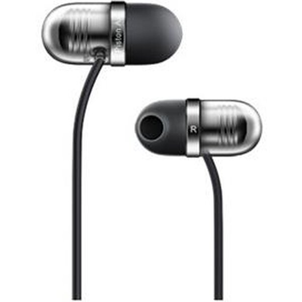 Xiaomi MI Piston Air 3,5mm Stereo Headset Černá