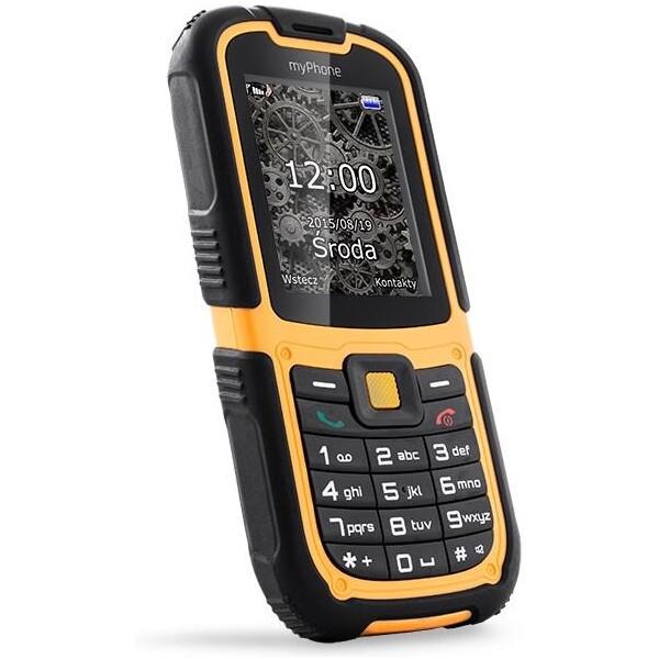 myPhone HAMMER 2 Oranžová