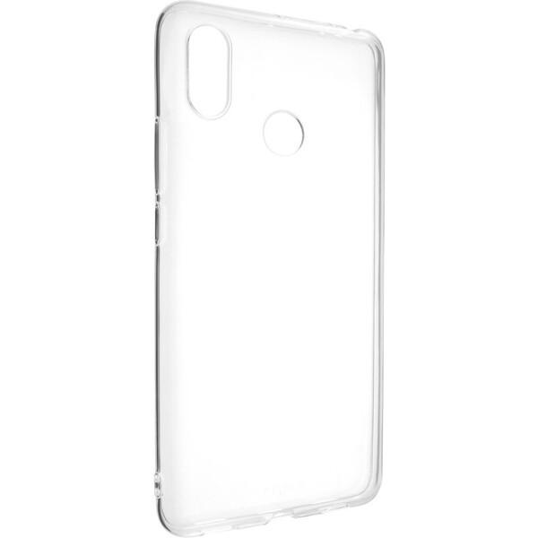 FIXED TPU pouzdro Xiaomi Mi Max 3 čiré