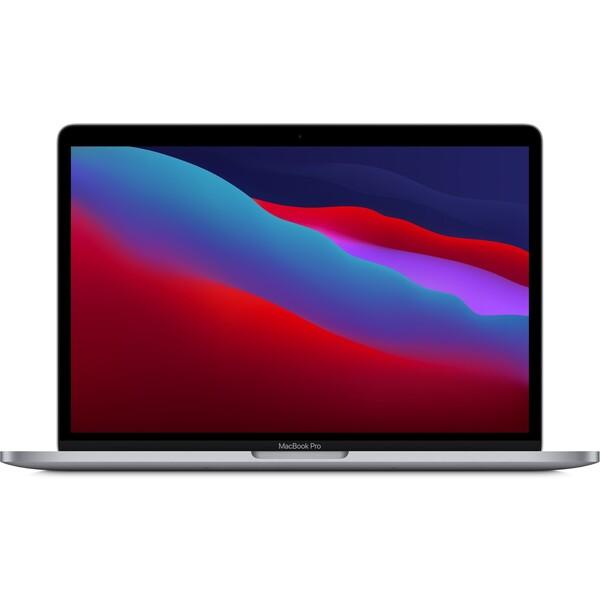 """CTO Apple MacBook Pro 13,3"""" M1 / 256GB SSD / 16GB / INT KLV / vesmírně šedý"""
