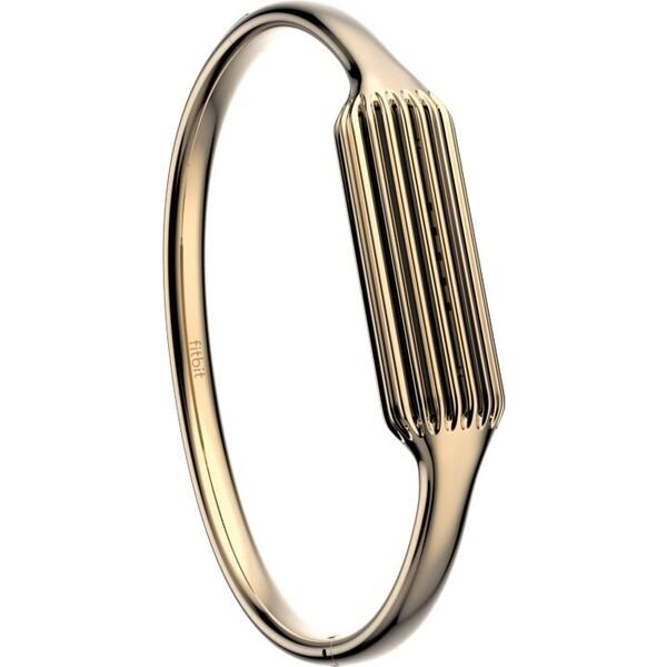 Fitbit náhradní kovový náramek Flex 2 S zlatý
