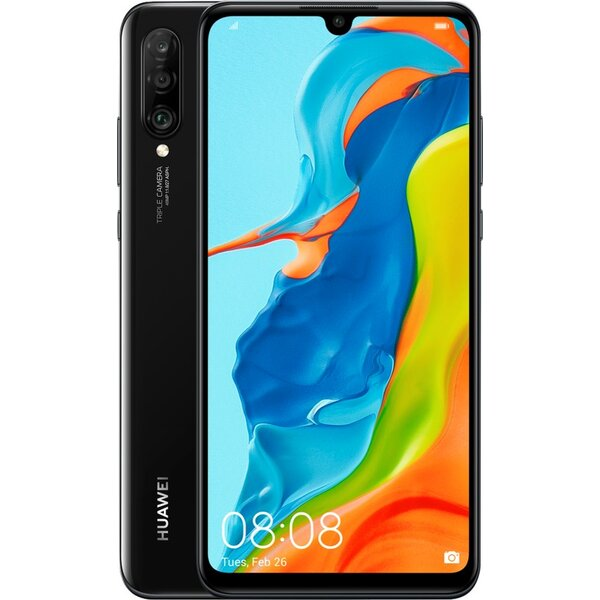 Huawei P30 Lite 6GB/256GB Midnight Black