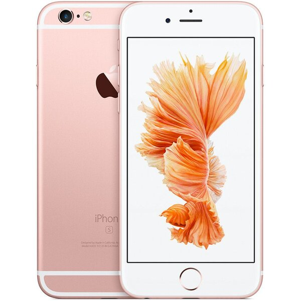 Apple iPhone 6s, 64GB Růžově zlatá