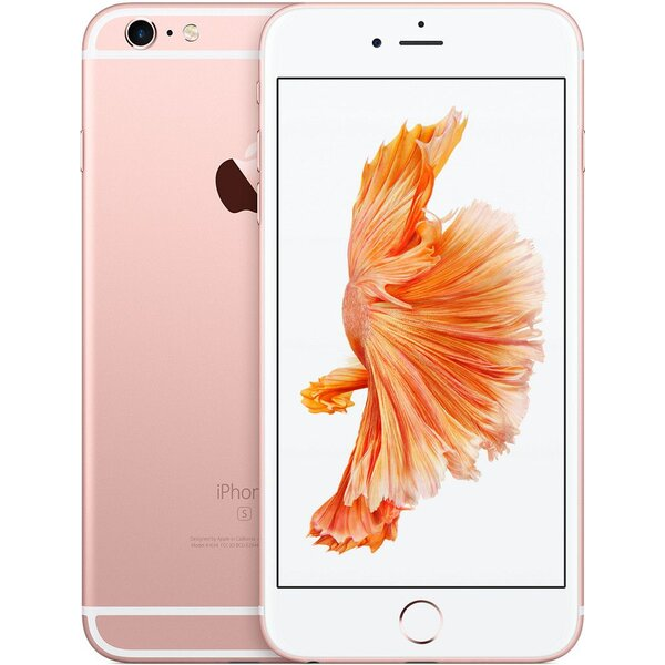 Apple iPhone 6s Plus, 64GB Růžově zlatá