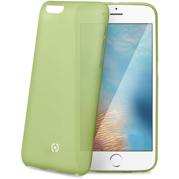 Pouzdro CELLY Frost Apple iPhone 7 Plus/8 Plus - Zelené Zelená