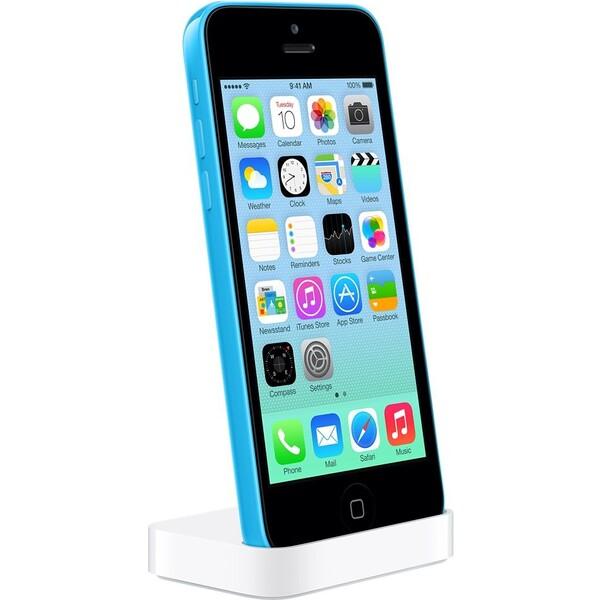 Apple dokovací stanice pro iPhone 5C MF031ZM/A Bílá