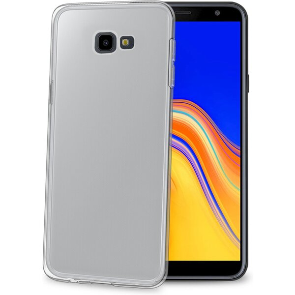 CELLY Gelskin pouzdro Samsung Galaxy J4+ čiré 73d2da5d7be