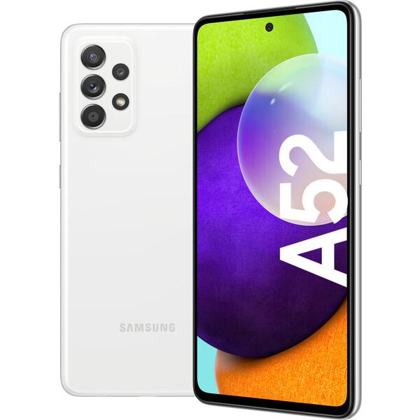 Samsung Galaxy A52 6GB+128GB bílý