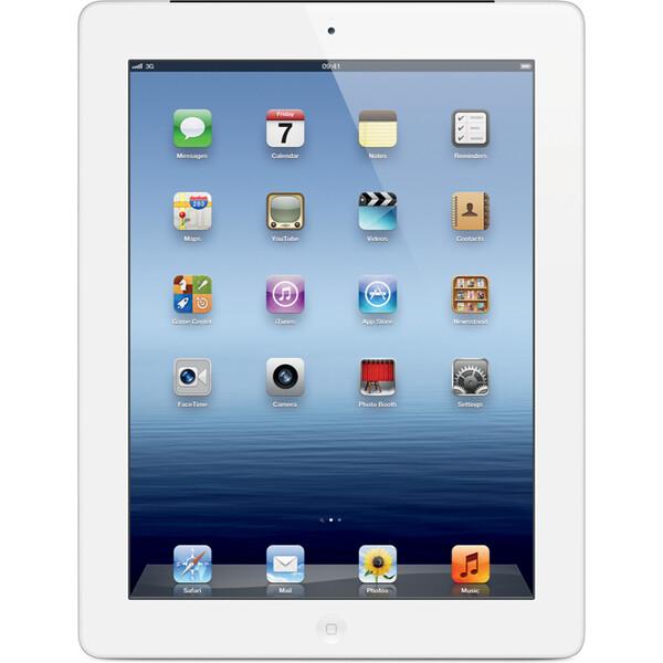 Apple iPad 3, 32GB WiFi Bílá