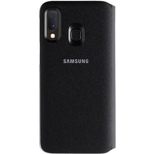 Samsung flip pouzdro Samsung Galaxy A20e (EF-WA202PBEGWW) černé