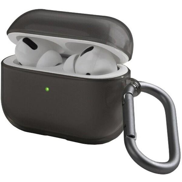 UNIQ Glase ochranný obal pro Apple AirPods Pro kouřový