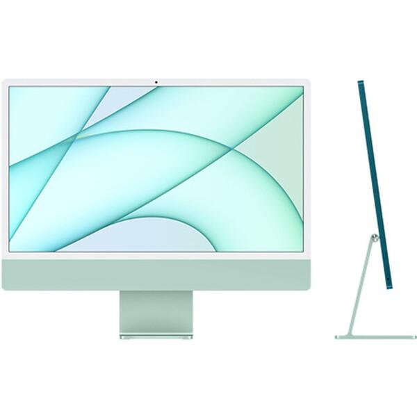 "Apple iMac 24"" (2021) / 8GPU / 512GB zelený"