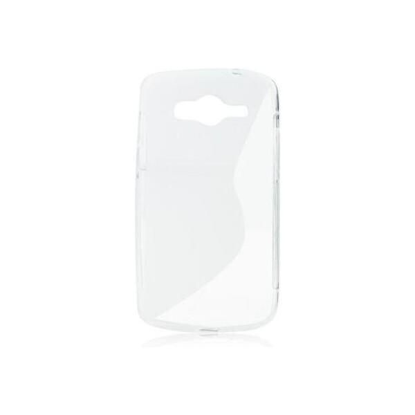 ForCell Lux S pouzdro Samsung Galaxy Core LTE čiré