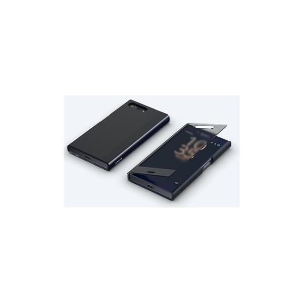 Sony SCTF20 dotykové pouzdro Sony Xperia X Compact černé