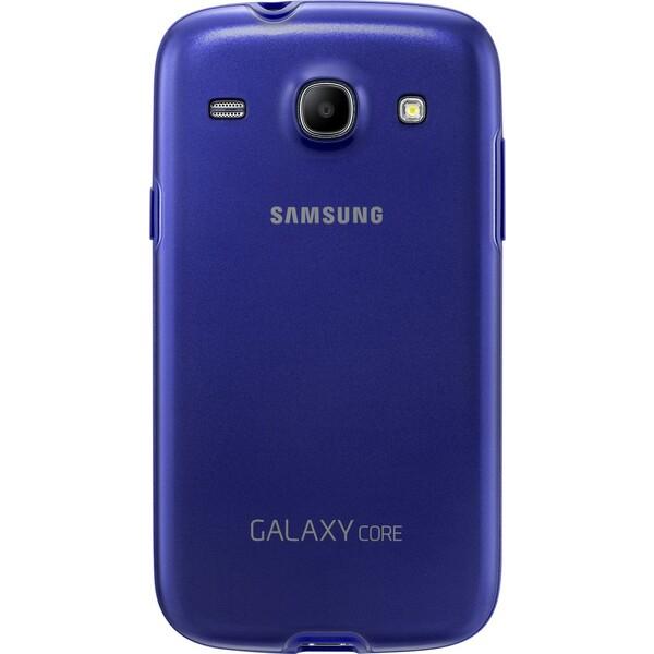 Samsung EF-PI826BL pouzdro Protective Plus Galaxy Core modré