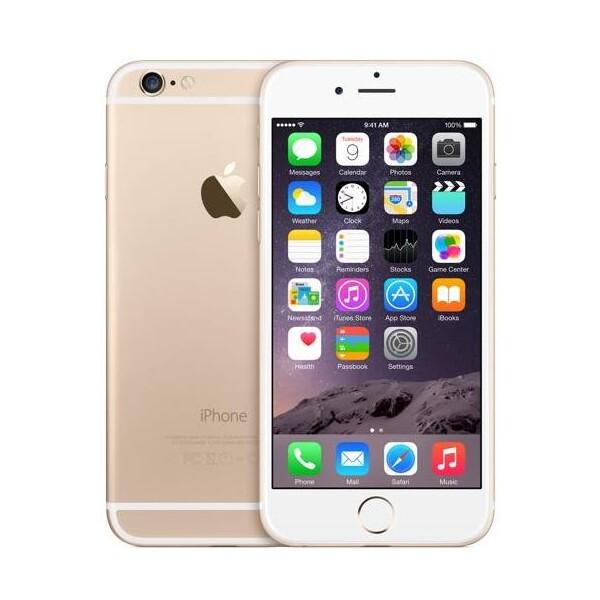 Apple iPhone 6 128GB Zlatá