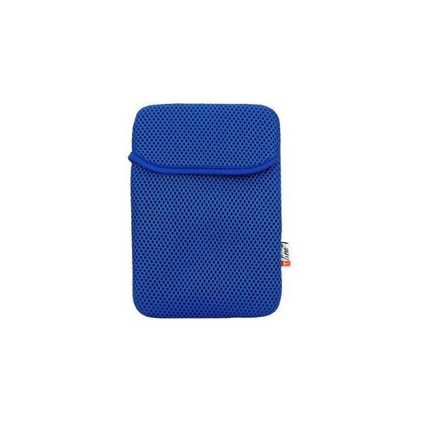 """Smarty tablet case 7"""" vzorovaný světle modrý"""