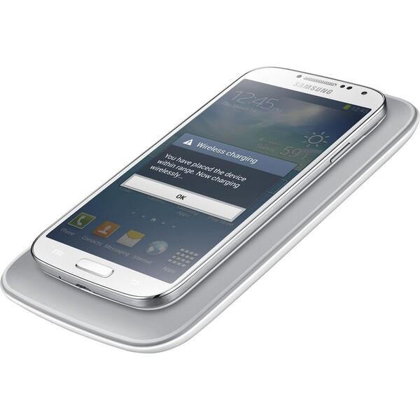 Samsung EP-WI950EW sada pro bezdrátové nabíjení Galaxy S4 bílá