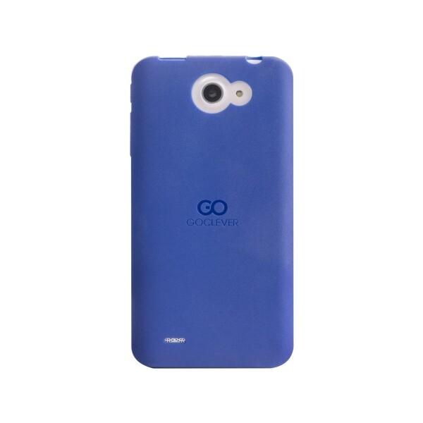 GOCLEVER ochranný kryt Quantum 450 modrý