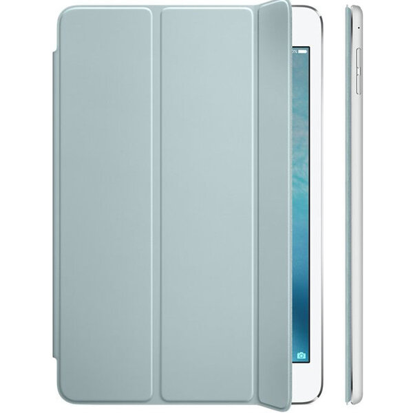 APPLE Smart Cover iPad mini 4 Turquoise MKM52ZM/A Tyrkysová