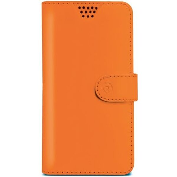 """CELLY Wally Unica pouzdro XL 4.5"""" - 5"""" oranžové"""