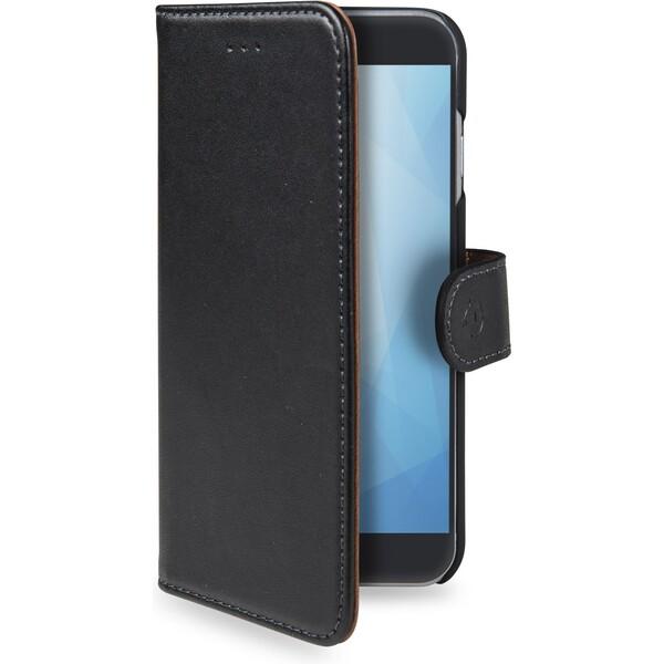 Pouzdro CELLY Wally Huawei P9 Lite Mini / Y6 Černá