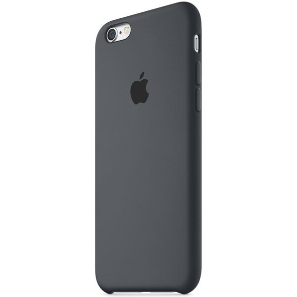 Apple iPhone 6s Silicone Case MKY02ZM A Šedá 5eb8ade0196