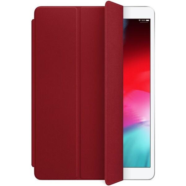 """Apple Leather Smart Cover kožený přední kryt iPad Air 10,5"""" červený"""