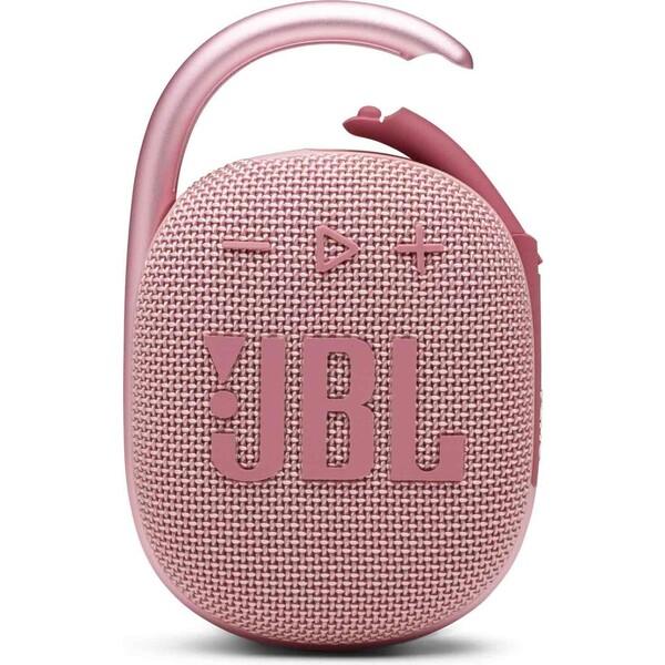 JBL Clip 4 růžový