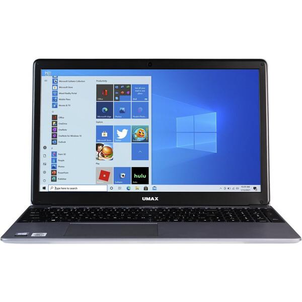 Umax VisionBook 15WU-i3 (UMM230155) šedá