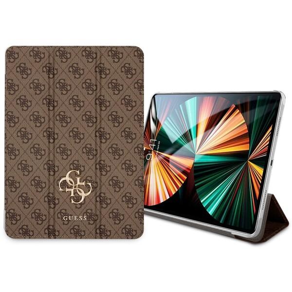"""Guess 4G Folio pouzdro iPad Pro 11"""" hnědé"""