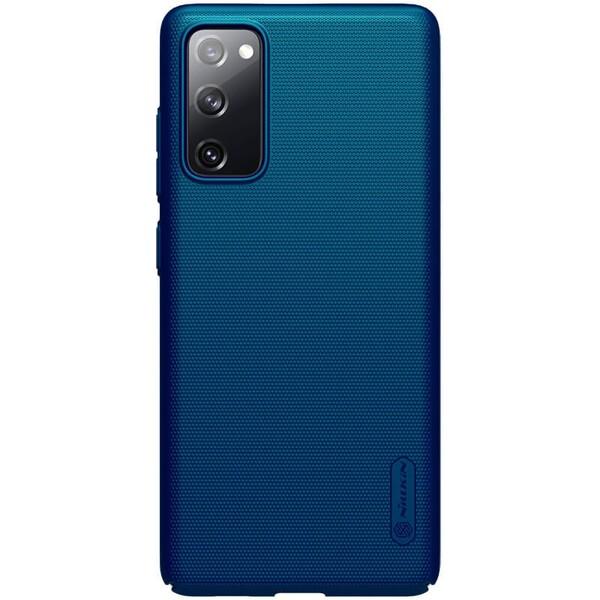 Nillkin Super Frosted kryt Samsung Galaxy S20 FE modrý