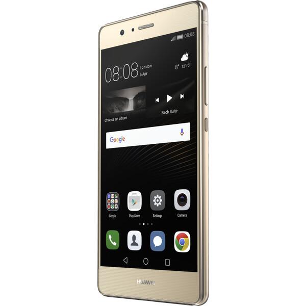 Huawei P9 Lite Dual SIM LTE zlatý