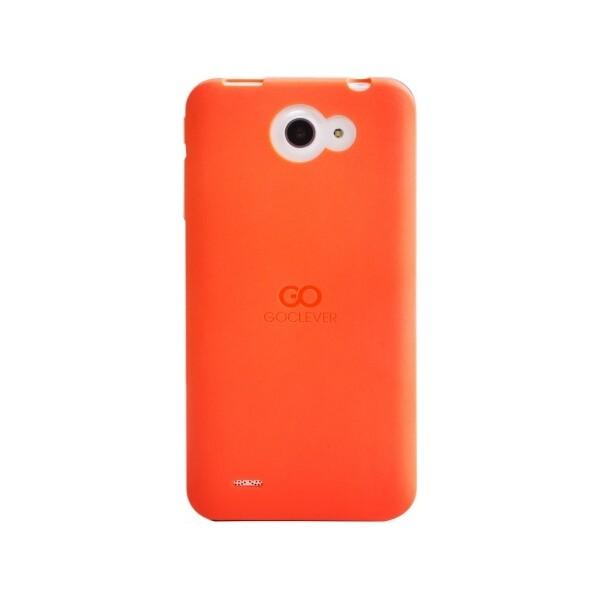 GOCLEVER ochranný kryt Quantum 450 oranžový