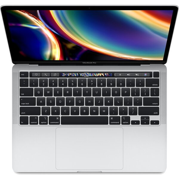 "Apple MacBook Pro 13,3"" Touch Bar / 2,0GHz / 16GB / 512GB stříbrný (2020)"