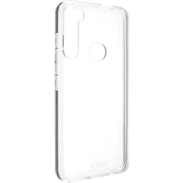FIXED TPU pouzdro Motorola One Fusion+ čiré